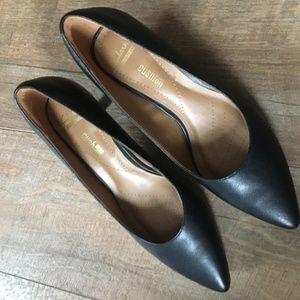 Clarks Black Pumps/Heels